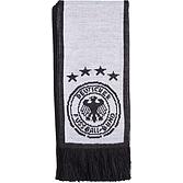DFB Schal HOME Schwarz/Weiß