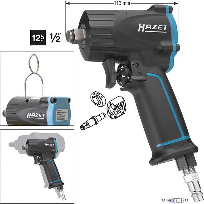 """Hazet Schlagschrauber 1/2"""" 9012M"""
