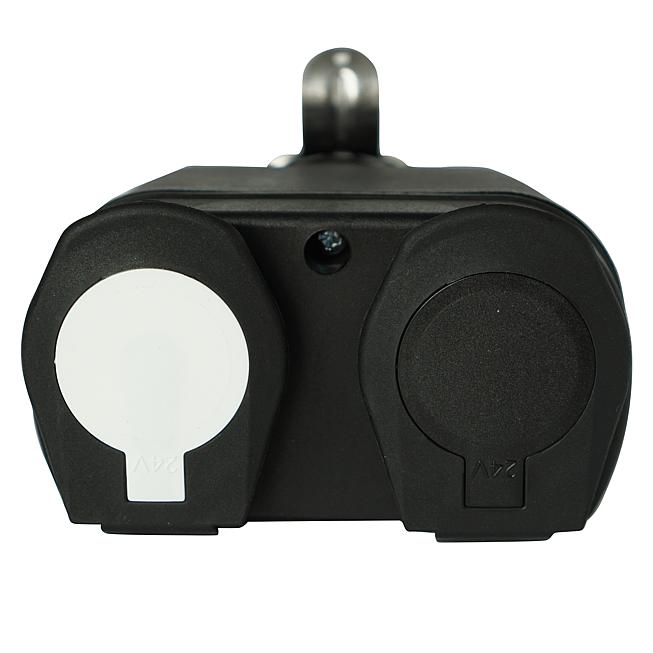 Kurzadapter 15-polig auf 7-polig