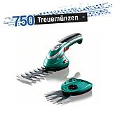Akku-Strauch- und -Grasscheren-Set
