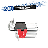 TORX® Winkelschraubendreher-Satz / Innen TORX® Profil