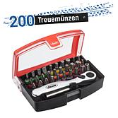 V5502;BIT BOX 32 TLG. INKL. UMSCHALTKNAR