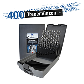 Platinum HSCO Spiralbohrer-Box 2,5-10,0mm