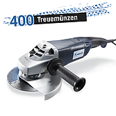 Winkelschleifer 2000 Watt Ø230 mm Normfest