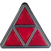 Dreieckrückstrahler 4-teilig