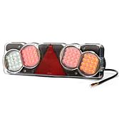 LED-Mehrkammerleuchten
