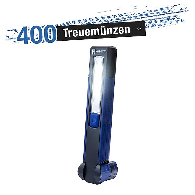 LED Profi-Werkstattleuchte WL 440