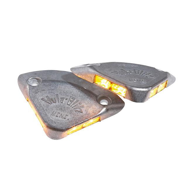 Blitz-Warnblinkleuchte Mini mit 4 LED's