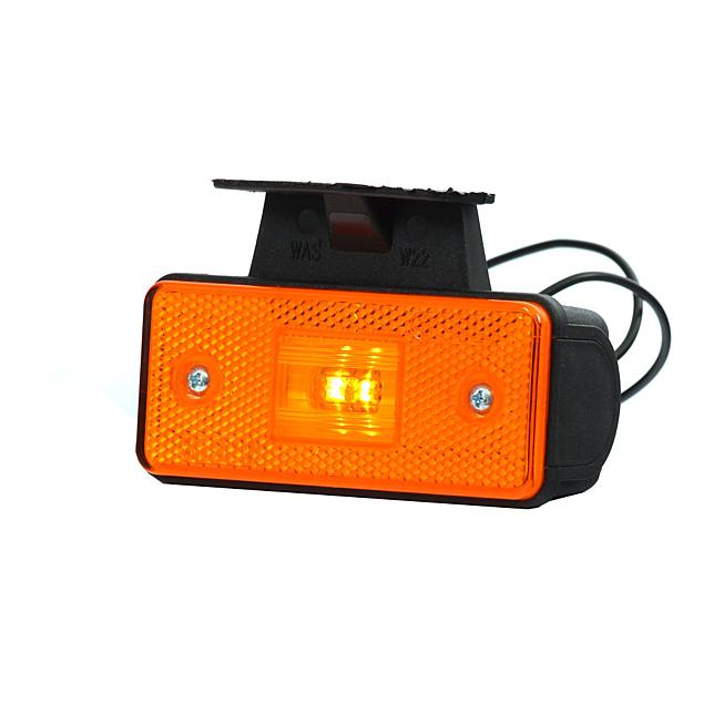 LED-Seitenmarkierungsleuchte universell