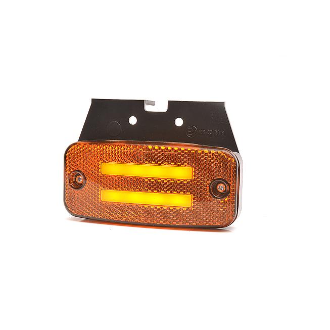 LED-Seitenmarkierungsleuchte mit Blinkfunktion