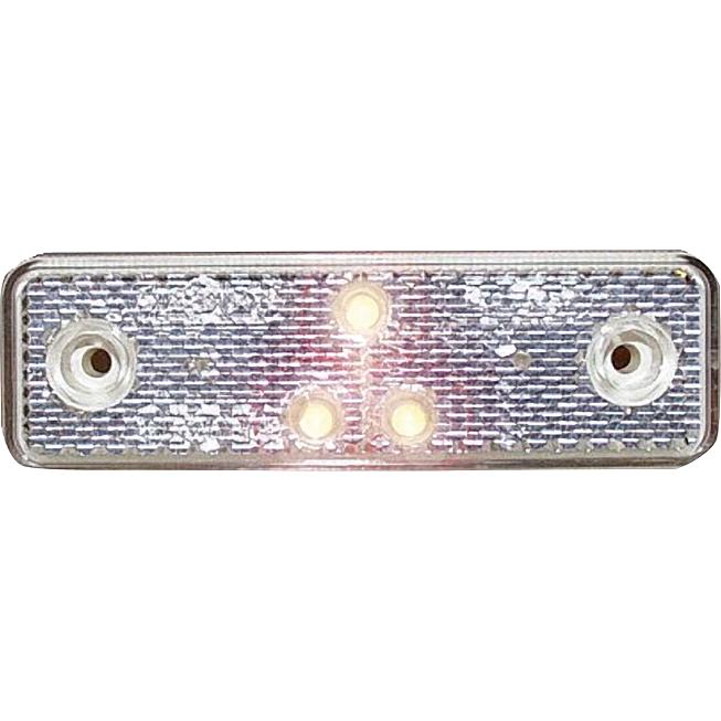 LED-Begrenzungsleuchte Rückstrahler