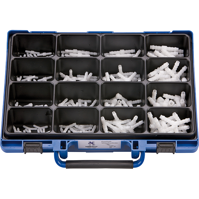 Kunststoff-Schlauchverbinder-Sortiment