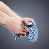 Jumboeimer Aktiv-Reinigungstücher