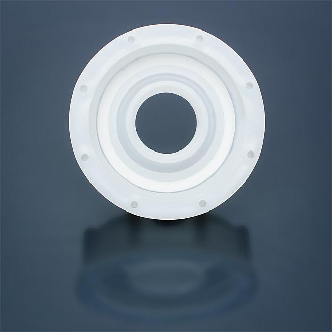 Verschlussadapter für Metallausgusshahn