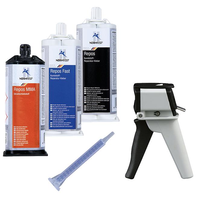 Zwei-Komponenten-Klebstoffe Repos Starter Kit