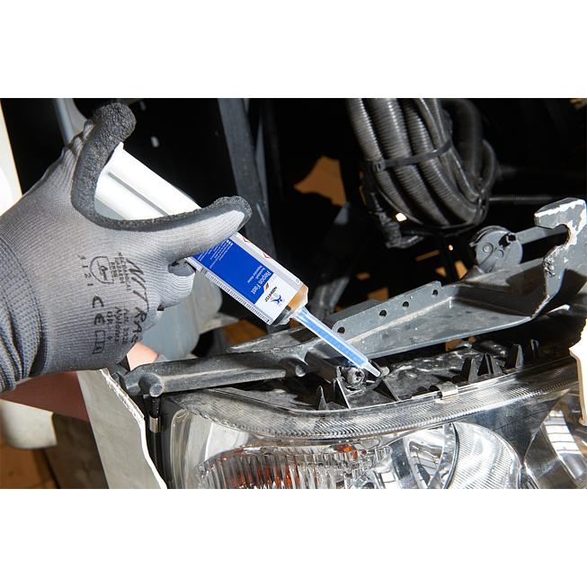 Kunststoff-Reparaturkleber Repos fast