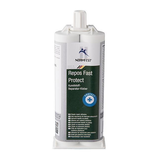 Kunststoffreparaturkleber Repos Fast Protect