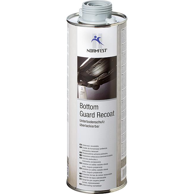 Unterbodenschutz überlackierbar grau Bottom Guard Recoat