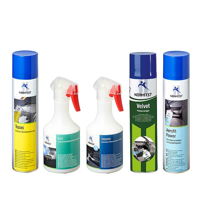 Kennenlernpaket Fahrzeugaufbereitung