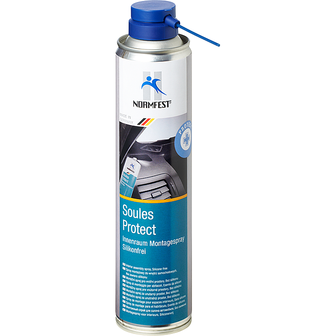 Innenraum Montagespray Silikonfrei - Soules Protect