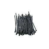 Kabelbänder mit Metallzunge