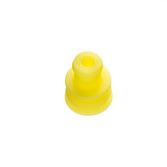 Dichtstopfen für Aufnahme- und Verschlussgehäuse