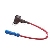 Flachsicherungshalter für Mikroto II Sicherungen