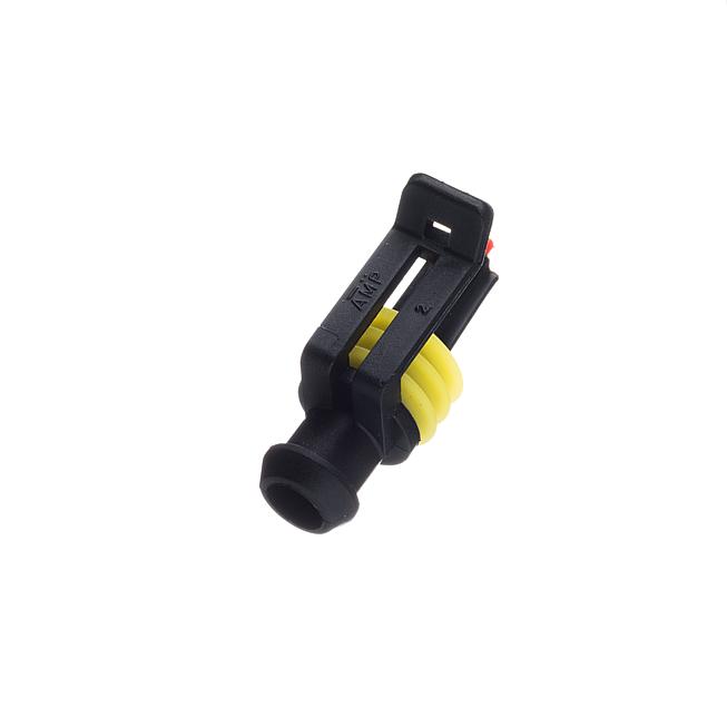 Verschlussgehäuse für wasserdichtes Stecksystem AMP