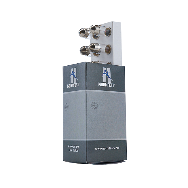12V 10W Soffittenlampe