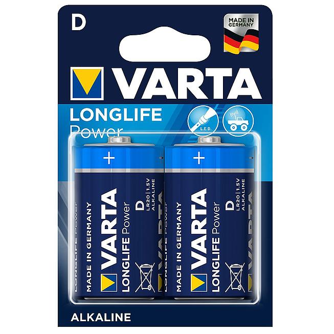 VARTA Longlife Power Batterien Alkaline