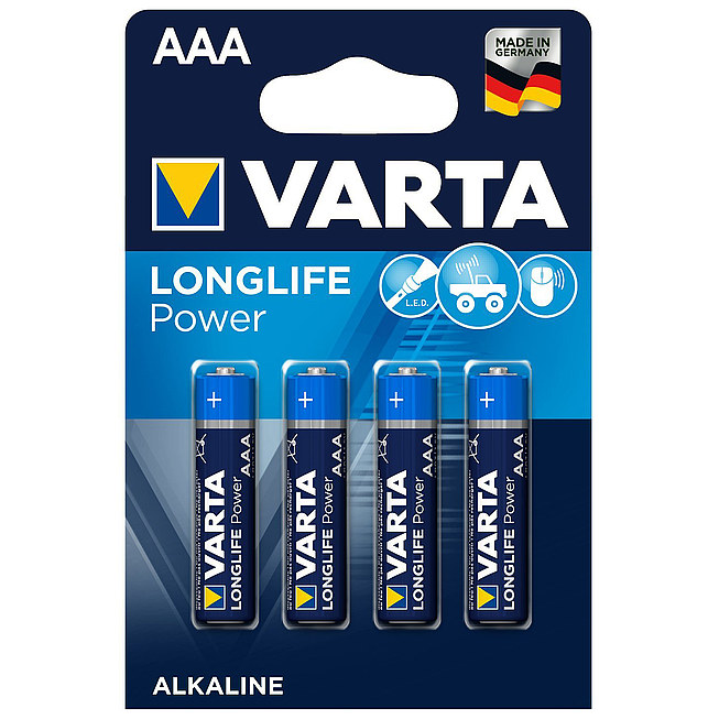 VARTA High-Energy Batterien
