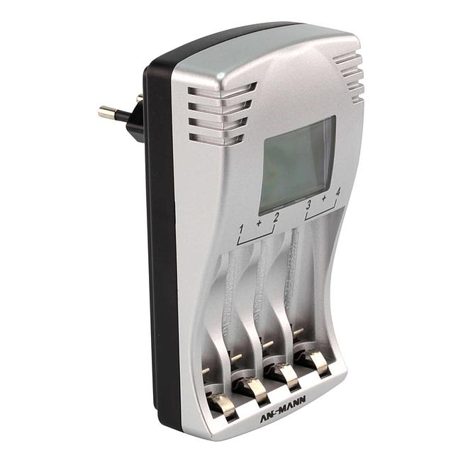 Ladegerät für Akku-Batterien