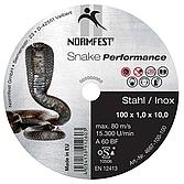 Trennscheiben Snake Performance