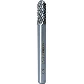 Hartmetall-Fräser Walzenrund 6mm