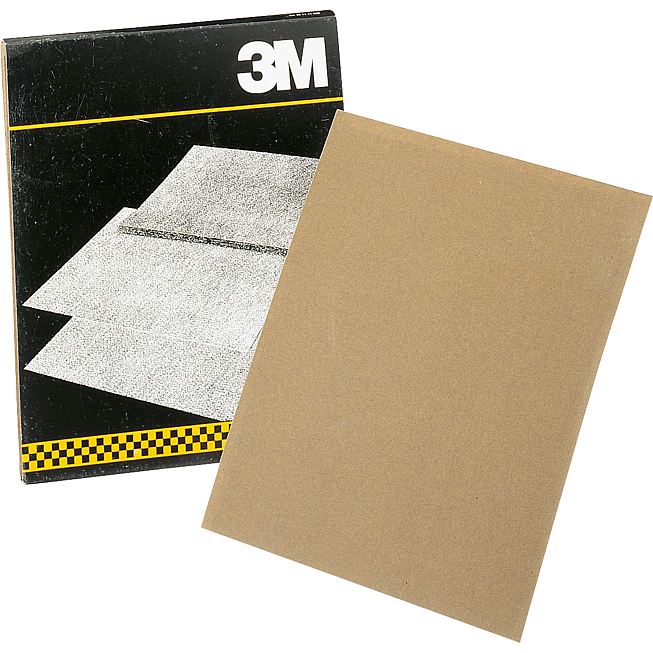 Wasserfestes Nassschleifpapier 3M