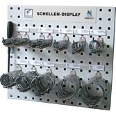 Schlauchschellen-Display
