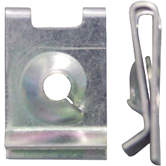 Blechmutter 3,5mm Stahl verzinkt