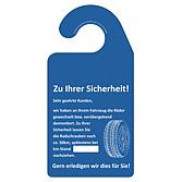 """""""Radschrauben nachziehen"""""""