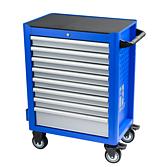 Normfest Werkstattwagen Eco blau