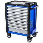 Normfest Werkstattwagen Standard blau