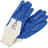 Nitrilschutzhandschuhe, blau