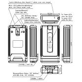 Werkstattleuchte LED mini Light ML220
