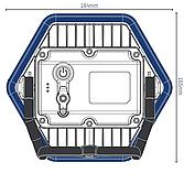 LED Akku-Baustrahler BL1000