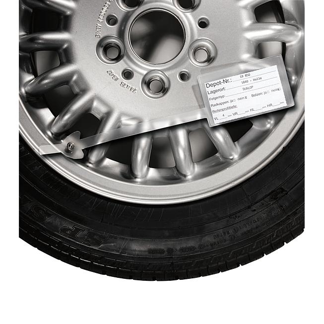 Reifenanhänger für Reifenventil