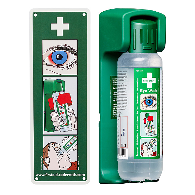 Augenspülung Set-Box (2 x 500ml)