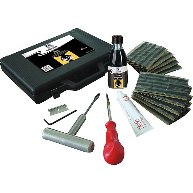 Tyron, Reifen-Reparatur-Set CoPrA® pat. pend
