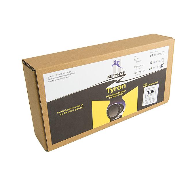 Tyron Reifen-Reparatur Nachfüllpack LKW / AS / EM CoPrA® pat. pend