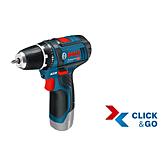 060186810D;GSR 12V-15 + L-Boxx Clic&go