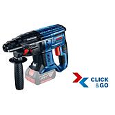 0611911001;GBH 18V-20 Bohrhammer clic&go