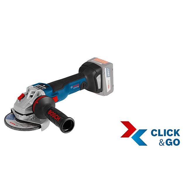 06019G3500;GWS 18V-150 SC AKKUWSF CLCK&G
